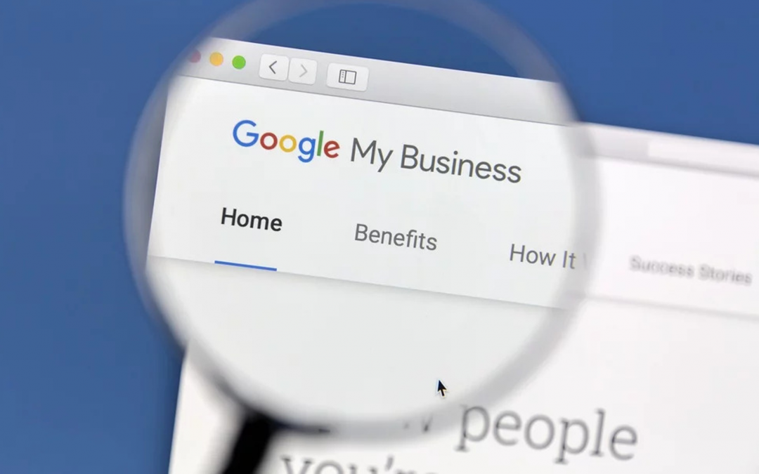 What are the features of Google My Business?